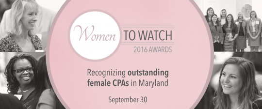2016 Women to Watch Awards Breakfast