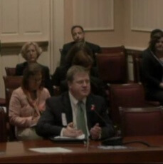 MACPA testifies as tax legislation advances