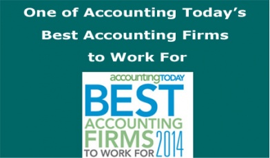 Accounting Today names best firms to work for — and 8 are from Maryland!