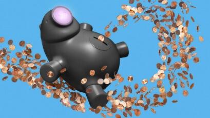 Saving your pennies? Meet 'Porkfolio'