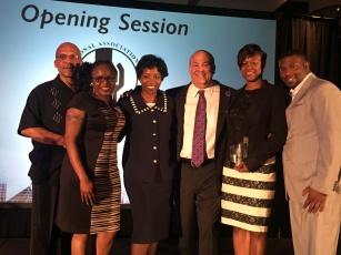 Tysheba Morgan Receives National Recognition