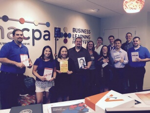 MACPA's Leadership Academy Grows Future Leaders of CPA Profession
