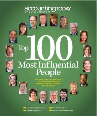 Five  MACPA members among Accounting Today's '100 Most Influential'