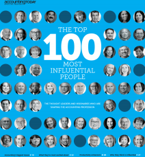 9 MACPA connections among the CPA profession's most influential people
