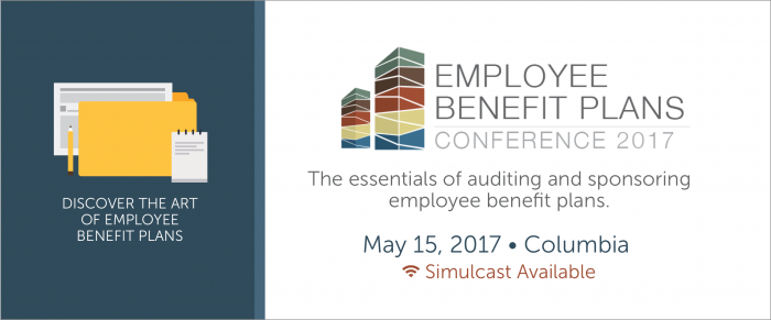 2017 Employee Benefit Plan Conference