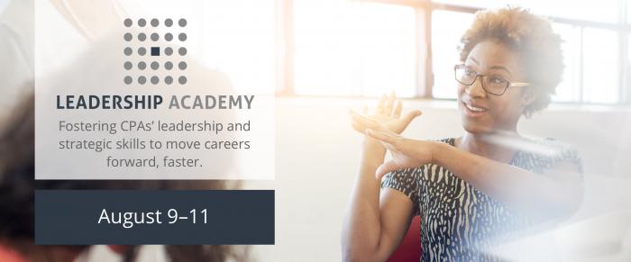 2017 MACPA Leadership Academy