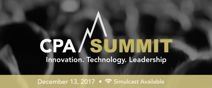2017 CPA Summit