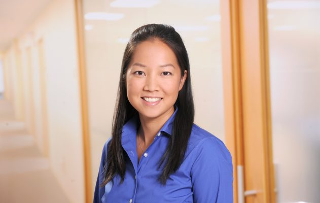 Caroline Jiang: What work-life can mean