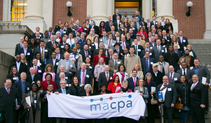 Record turnout as MACPA members invade Annapolis for CPA Day