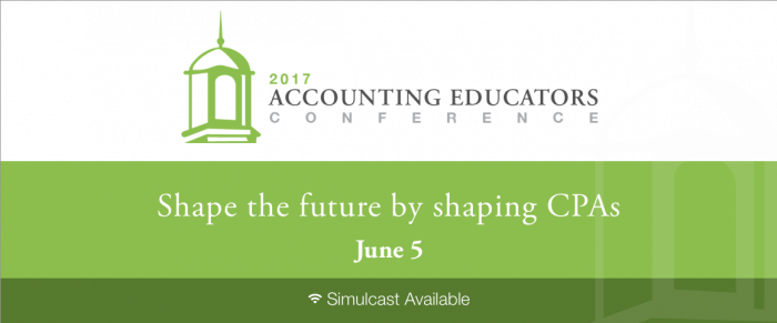 2017 Accounting Educators Conference