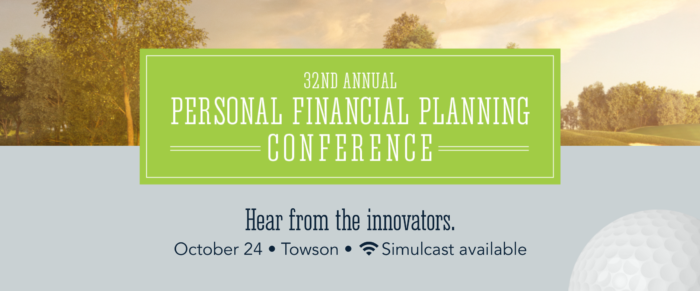 32nd Annual Personal Financial Planning Conference