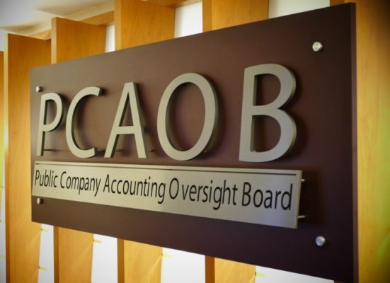 PCAOB adopts rule significantly changing auditor's report