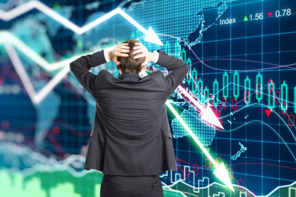 Two words on the stock market: Don't panic