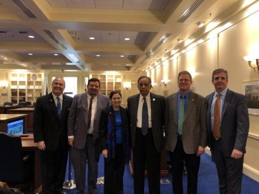 MACPA State Tax Advisory Group Testifies on State Tax Proposals